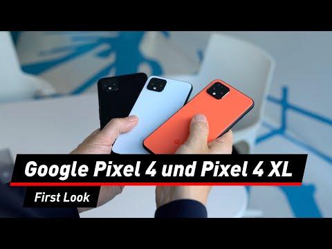 Google Pixel 4 und 4 XL im Test: das Hands-On | deutsch