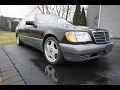1995 w140 Mercedes S500 is best S-class (#60)