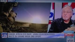 AFRICA ECO RACE sur BFM SPORT