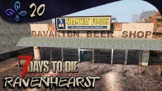 Nouveau POI - 7 DAYS TO DIE Mod Ravenhearst [Fr] #20