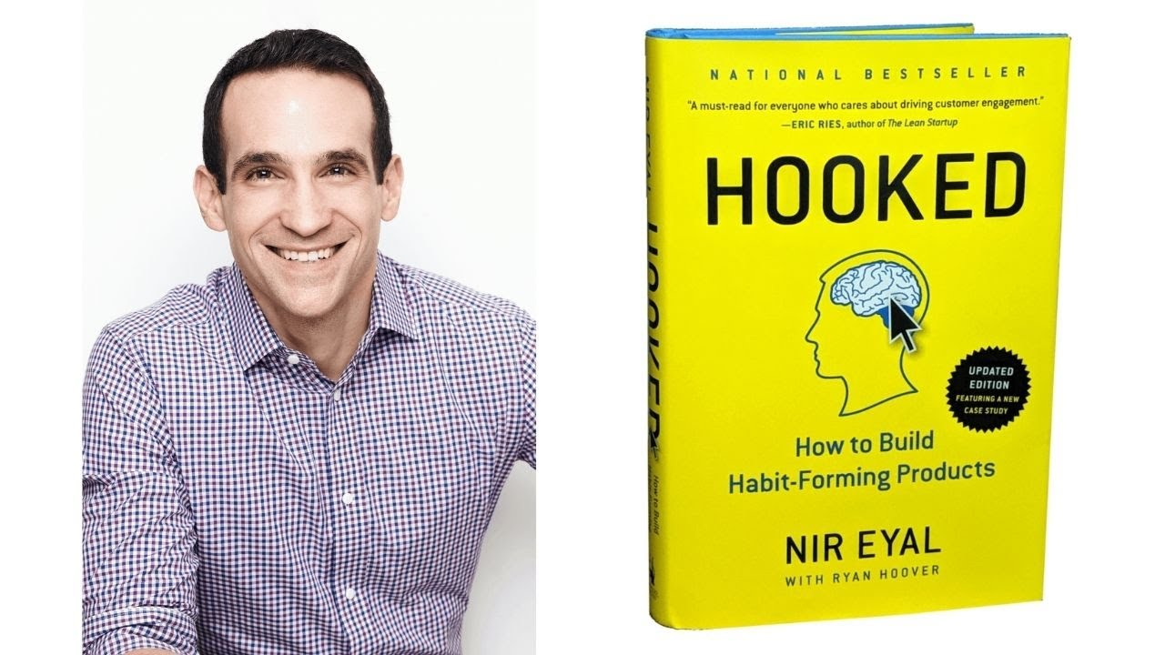 Image for Hooked: How to Build Habit-Forming Products webinar
