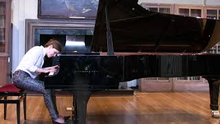 Scriabin Two Dances Op. 73 - Olga Stezhko, piano - Live at the LSE
