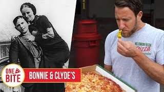 Barstool Pizza Review - Bonnie & Clydes Pizza Parlor (Louisville,KY)