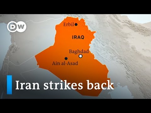 Iran strikes US