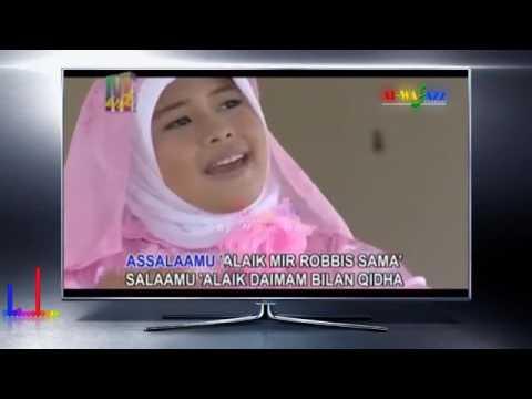 Zaenal Anbiya anas nasrulloh Stereo Video Variatif Copas Hj Wafiq Azizah