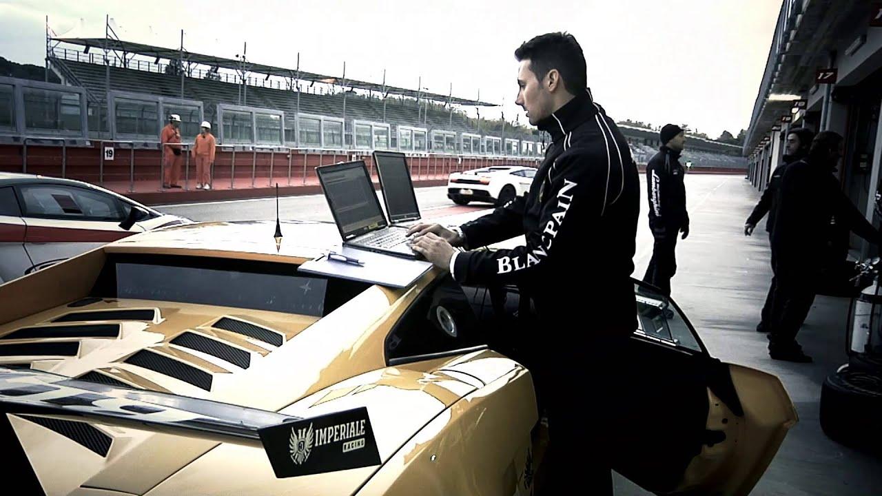 Lamborghini Race Academy