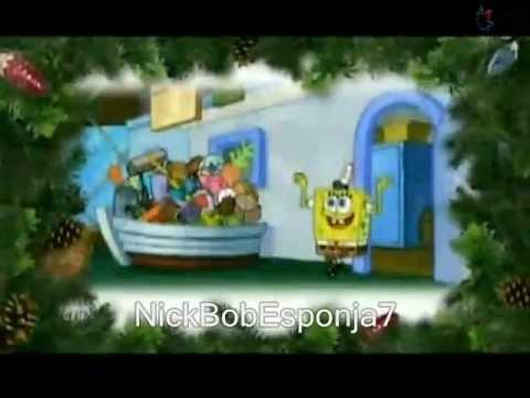 SpongeBob Christmas 2012 Bumpers (HQ)