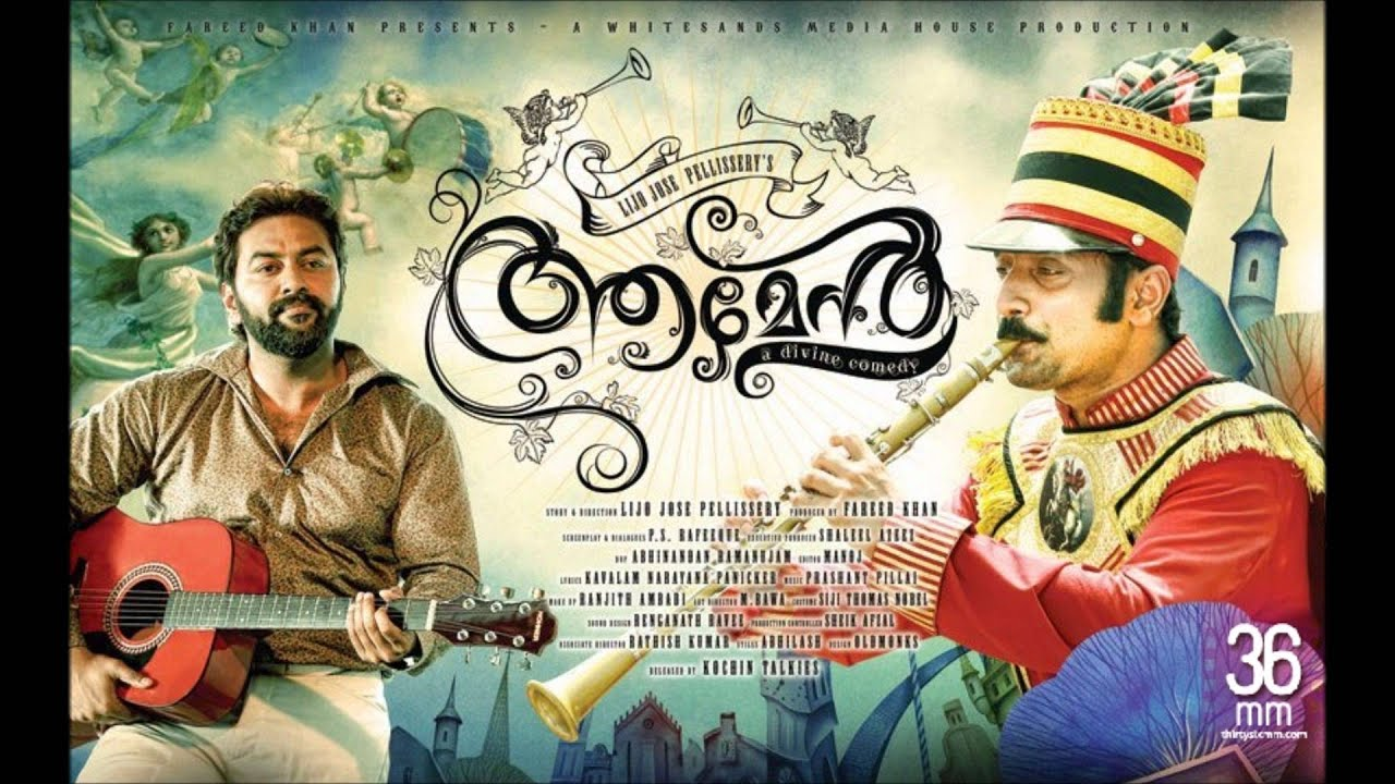 Watch Malayalam Movie Amen Online