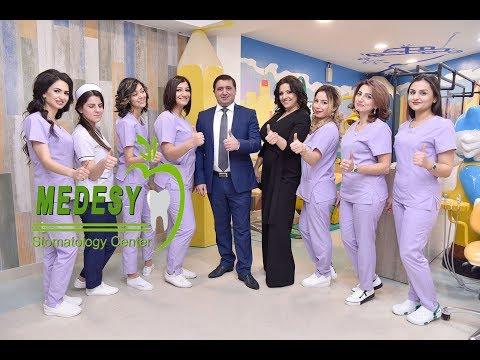 MEDESY էսթետիկ բժշկության և ստոմատոլոգիայի կենտրոնի մանկական բաժանմունքի բացումը