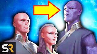 Thanos Will Be In Marvel