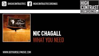 Nic Chagall - What You Need (Hard Dub)