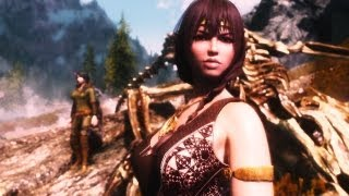Repeat youtube video SKYRIM - Sexy Outfits oder schöner Aussehen in Himmelsrand
