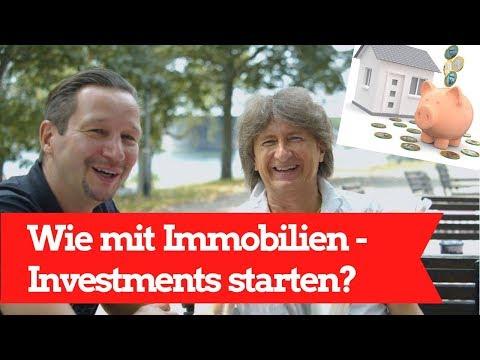 Wie mit Immobilien - Investments starten? Private Immobilien - Investoren berichten