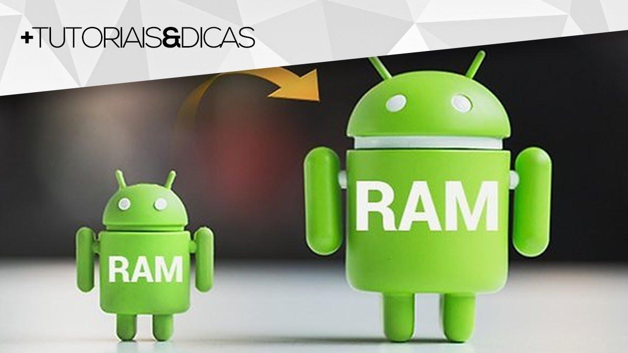 Como Aumentar A Memoria Ram De Celular Android Sem Root Ou Com