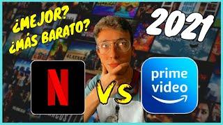 AMAZON PRIME VIDEO vs NETFLIX 2021   NeoMoon