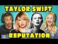 COLLEGE KIDS REACT TO TAYLOR SWIFT - REPUTATION (Full Album Reaction) mp3 indir