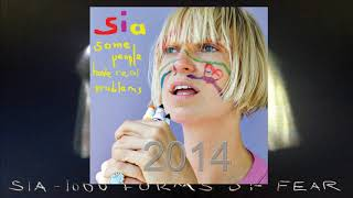Sia  - Lullaby & Burn The Pages (Download 320kbps)