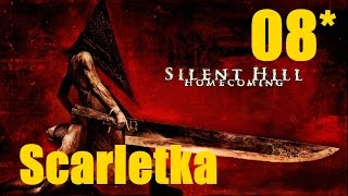 CZ tit. | Let's Play | Silent Hill: Homecoming | #08 | HARD | 1080p