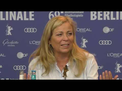Lone Scherfig on The Kindness of Strangers BERLINALE 2019
