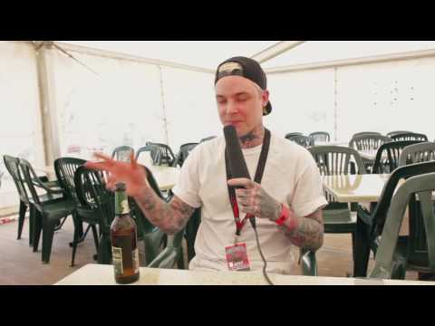 WITH FULL FORCE - Interview mit Ahren Stringer/ THE AMITY AFFLICTION