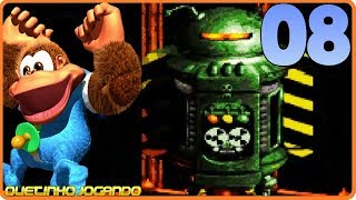 Vamos Jogar Donkey Kong 3 Parte 08
