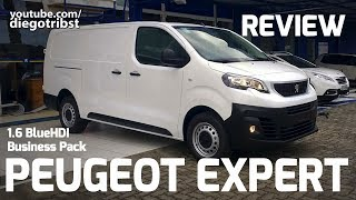 Peugeot Expert 2018 | Review