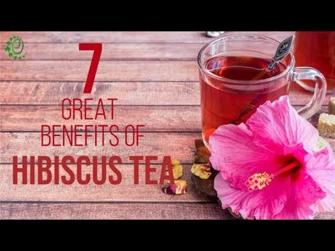 7 Great Benefits Of Hibiscus Tea & How To Make It | Organic Facts