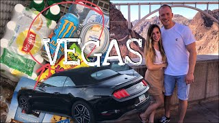 VEGAS - FooD DiarY - SCHMALE SCHULTER