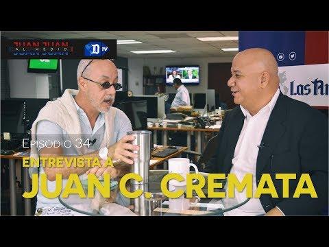 Juan Juan AL MEDIO Ep.34 / Entrevista al director de cine cubano Carlos Cremata
