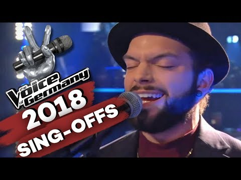 James Brown - It's A Man's Man's Man's World (Giuliano De Stefano) | The Voice of Germany |Sing-Offs