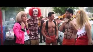Соседи  На тропе войны 2  дублированный трейлер 2016
