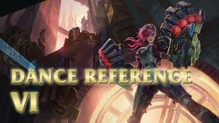 Vi - The Dougie - League of Legends (LoL) Dance