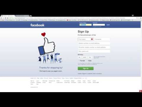 "Facebook ""we've detected suspicious account activity"""