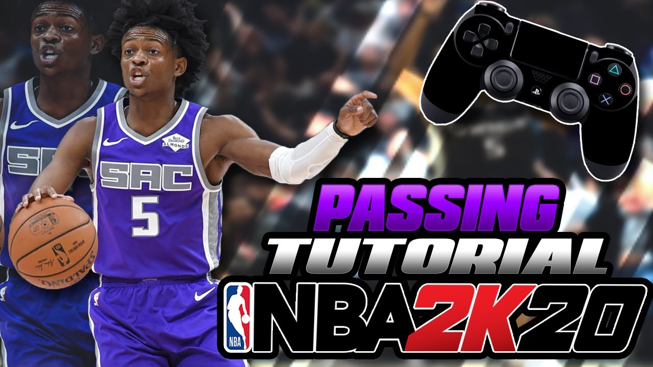 Nba 2k20 Passing Tutorial Alley Oops Bounce Pass Flashy Passes And More Youtube