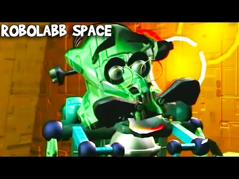 Robolabb Space Jokers 1.Bölüm