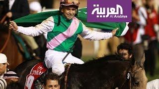 المهر أروجيت يحرز لقب كأس دبي الأغلى في العالم