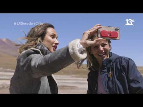 Camino A Los Geisers Del Tatio Con Mariana Derderián   Descubre Chile By Land Rover