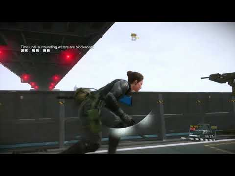 "MGS 5 TPP FOB INFILTRATION EVENT ""BOUND DRAGON'S"" HARD MODE 