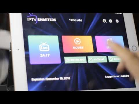 IPTV-Smarters Player at AppGhost com