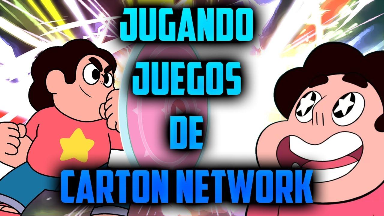 Jugando Juegos De Cartoon Network De Steven Universe Youtube