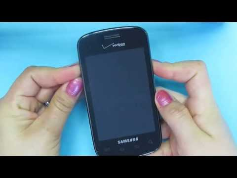 Hard Reset Samsung Illusion SCH-i110 Verizon