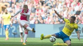 Highlights Ajax - SC Cambuur