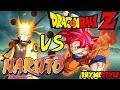 Dragon Ball Z x Naruto: Sage of Six Paths Naruto vs Super Saiyan God Goku Discussion