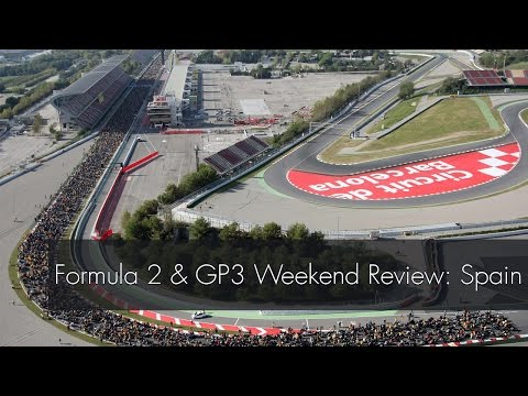 Formula 2 & GP3 Weekend Review: Spain