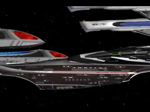 Star Trek: The Battle of Sector 001 * RE-IMAGINED*
