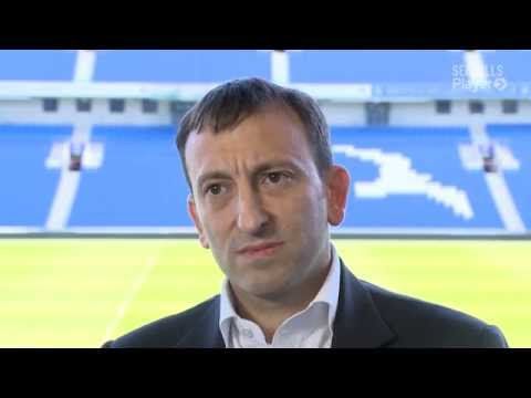 Tony Bloom Discusses Oscar Garcia's Resignation