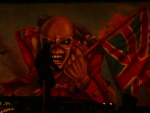Iron Maiden - The Trooper (unplugged)