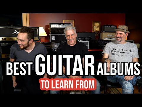 The BEST s to LEARN Guitar From