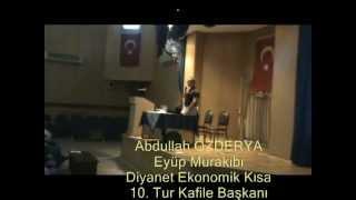 Abdullah ÖZDERYA Umre Semineri 2017 Video