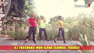 Download Lagu Goyang DJ Tresnoku Moh Ilang   Joged Sambel Terasi   Tiktok Hits  iDanceFit TV mp3